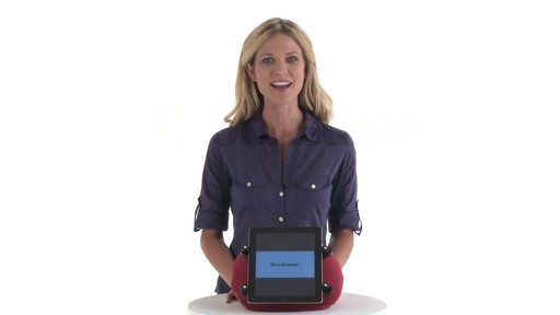 eComfort Tablet Pillow - image 1 from the video