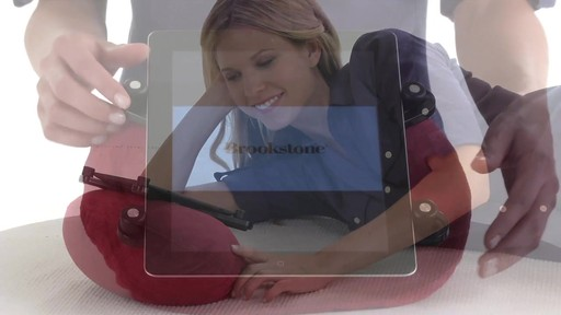 eComfort Tablet Pillow - image 5 from the video