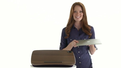 eComfort Lap Desk - image 1 from the video