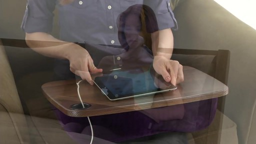 eComfort Lap Desk - image 9 from the video
