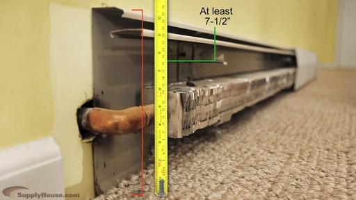 Installing Baseboarders Diy Baseboard Heater Covers