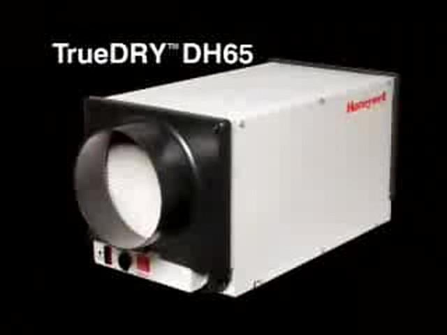 Honeywell Truedry Dehumidifiers 187 Pex Radiant Heat