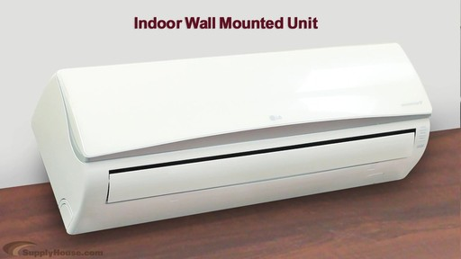 Mini Split Air Conditioning Systems 187 Pex Radiant Heat