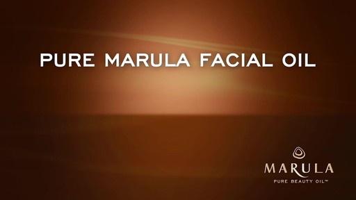 Pure Marula Facial Oil - image 4 from the video