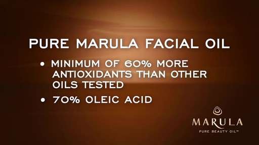 Pure Marula Facial Oil - image 6 from the video