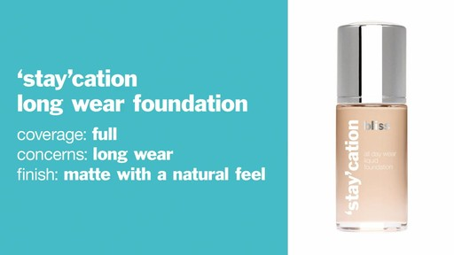 Find Your Foundation with Bliss Color - image 5 from the video