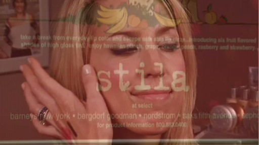 Stila Summer Tips - image 8 from the video
