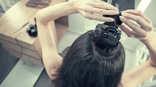 Get Voluminous Hair with T3 Hot Rollers - image 3 from the video