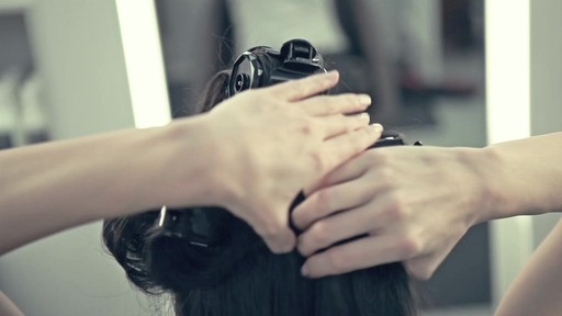 Get Voluminous Hair with T3 Hot Rollers - image 5 from the video
