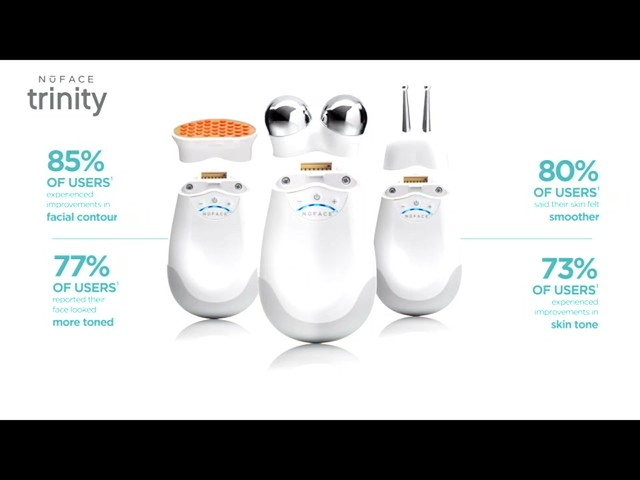 NUFace Trinity Facial Toning Device - image 3 from the video