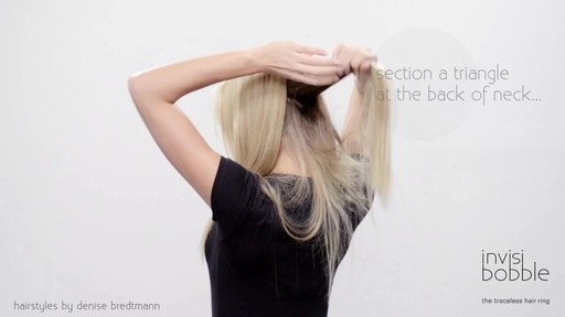 Invisibobble Daylook: Top Knotch  - image 2 from the video