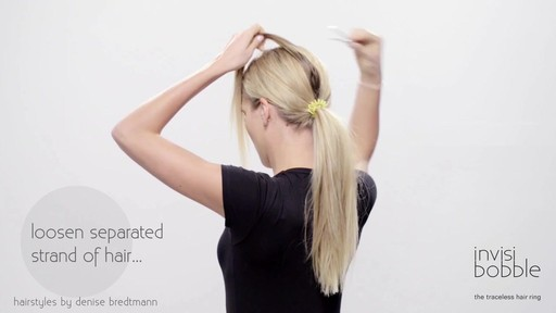 Invisibobble Daylook: Top Knotch  - image 4 from the video