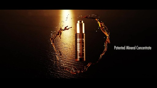 Ahava's Crystal Osmoter Facial Serum - image 4 from the video