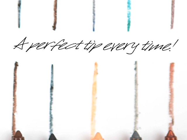 Smashbox Always Sharp Waterproof Eyeliner - image 10 from the video