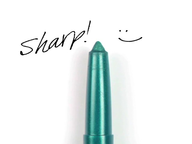 Smashbox Always Sharp Waterproof Eyeliner - image 5 from the video