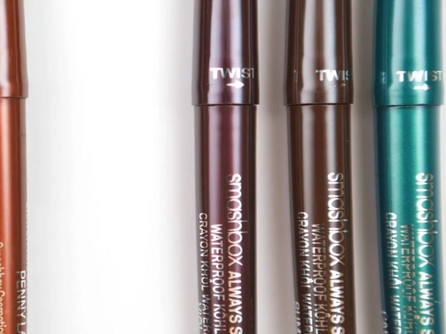 Smashbox Always Sharp Waterproof Eyeliner - image 6 from the video