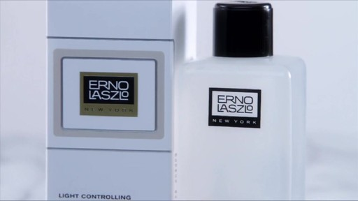 Erno Laszlo Ritual | Step 2: Tone - image 3 from the video