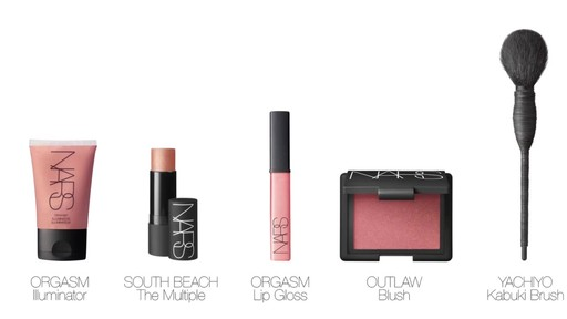 NARS Artistry Sessions : Fall 2012 Color Collection Cheek Look - image 10 from the video