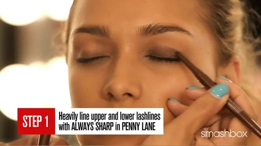 3 Awesome Eyeliner Looks From Smashbox - image 6 from the video