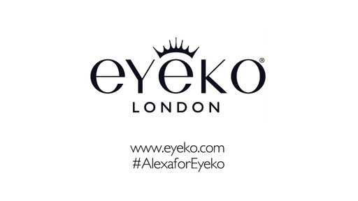 [Eyeko] Alexa Chung Cat Eye Tutorial - image 10 from the video
