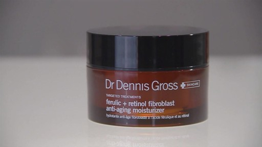 Dr. Dennis Gross Skincare Ferulic Retinol Anti-Aging Moisturizer - image 4 from the video