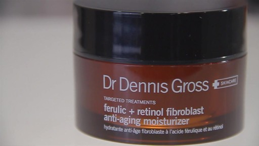 Dr. Dennis Gross Skincare Ferulic Retinol Anti-Aging Moisturizer - image 5 from the video