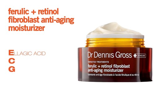 Dr. Dennis Gross Skincare Ferulic Retinol Anti-Aging Moisturizer - image 7 from the video