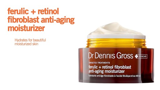 Dr. Dennis Gross Skincare Ferulic Retinol Anti-Aging Moisturizer - image 9 from the video