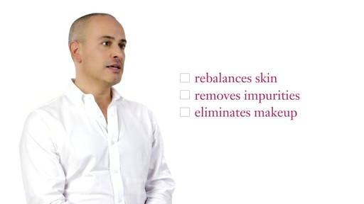 philosophy's cleanse. peel. treat. regimen - image 3 from the video