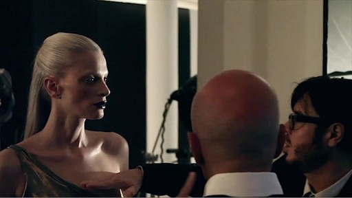 NARS Fall 2012 Campaign Behind The Scenes - image 4 from the video