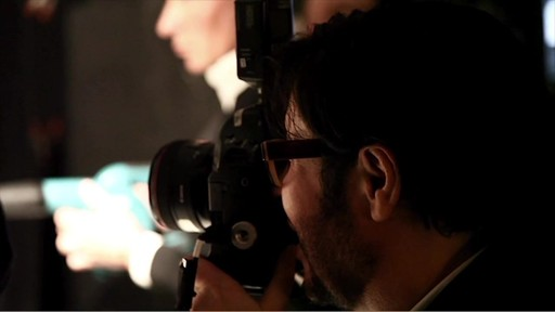 NARS Fall 2012 Campaign Behind The Scenes - image 7 from the video