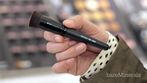How to apply bareMinerals Bare Skin Foundation - image 2 from the video