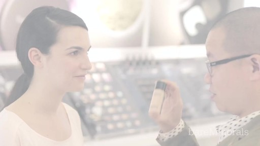 How to apply bareMinerals Bare Skin Foundation - image 3 from the video