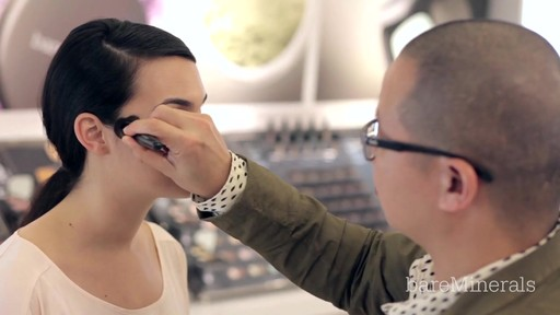 How to apply bareMinerals Bare Skin Foundation - image 5 from the video
