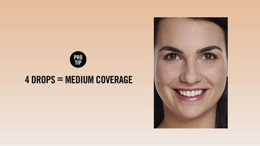How to apply bareMinerals Bare Skin Foundation - image 8 from the video