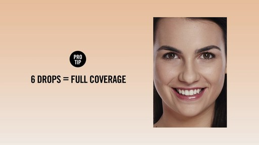 How to apply bareMinerals Bare Skin Foundation - image 9 from the video