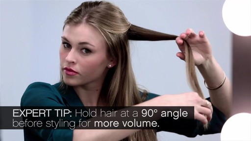 T3 Stylist Secret of Long Lasting Waves - image 4 from the video