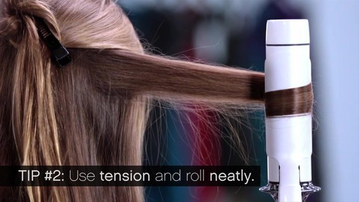T3 Stylist Secret of Long Lasting Waves - image 5 from the video