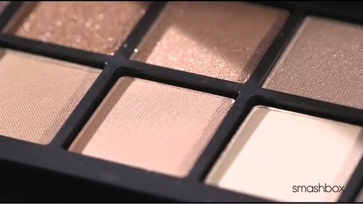 Smashbox Full Exposure Palette: Shape Matters - image 3 from the video