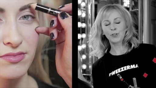 Bold, beautiful brows with Tweezerman tools - image 2 from the video