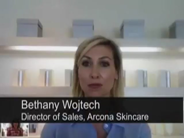 Preventing and Treating Acne with Arcona - image 1 from the video