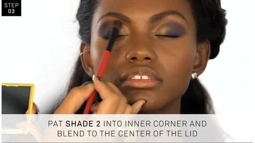Smashbox Santigolden Makeup Look #1 - image 6 from the video
