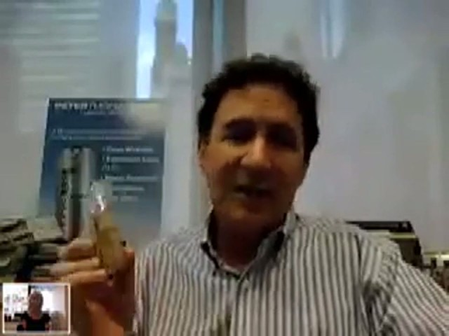 Skype: Peter Thomas Roth Unwrinkle Foundation - image 10 from the video