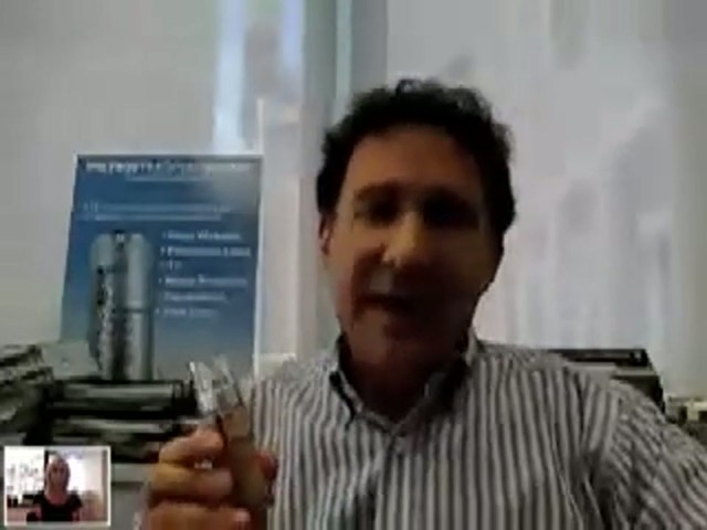 Skype: Peter Thomas Roth Unwrinkle Foundation - image 3 from the video