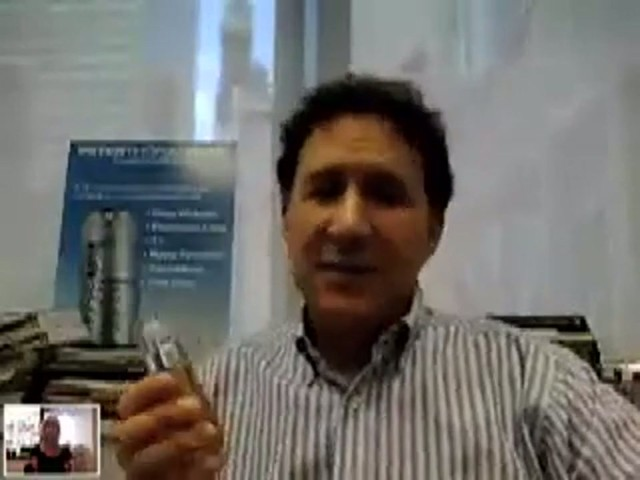 Skype: Peter Thomas Roth Unwrinkle Foundation - image 5 from the video