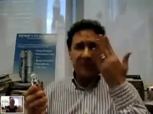 Skype: Peter Thomas Roth Unwrinkle Foundation - image 7 from the video