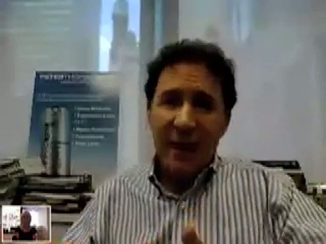 Skype: Peter Thomas Roth Unwrinkle Foundation - image 8 from the video