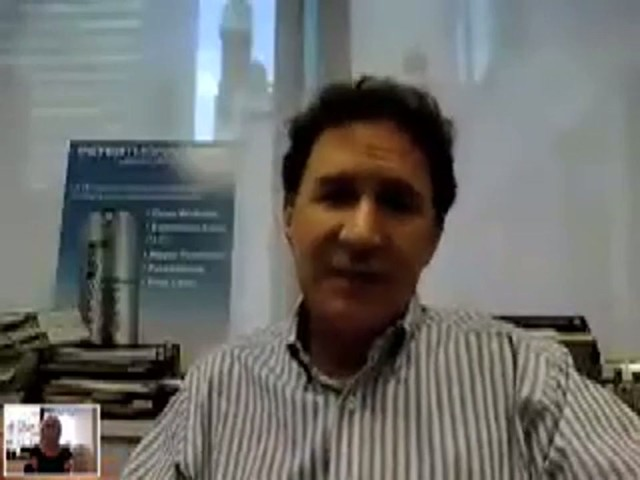 Skype: Peter Thomas Roth Unwrinkle Foundation - image 9 from the video