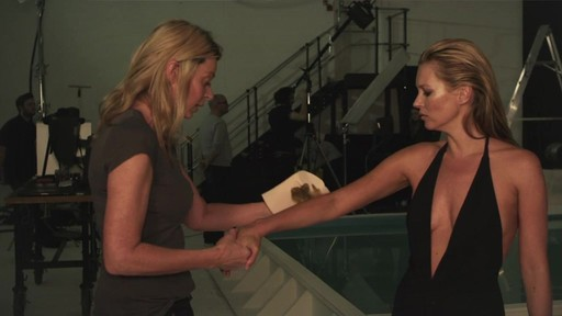 Kate Moss Shoot [St. Tropez] - image 3 from the video
