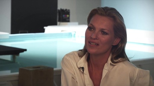 Kate Moss Shoot [St. Tropez] - image 4 from the video
